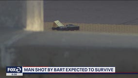 Man shot by BART police expected to survive