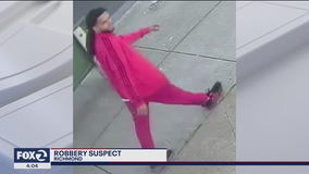 Richmond armed robbery suspect wanted by police