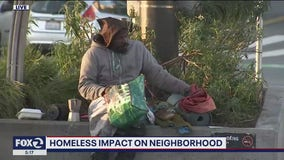 Homeless impact on Castro businesses becoming problematic