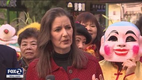 Oakland Mayor Libby Schaaf says Oakland's Chinatown hurting amid coronavirus concerns