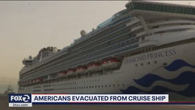 American evacuees from Diamond Princess cruise ship set to land at Travis Air Force Base