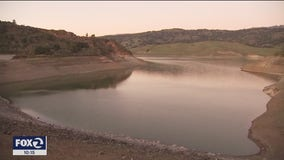 Feds order Anderson Reservoir to be drained