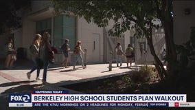 Berkeley High students plan protest over perceived 'rape culture'