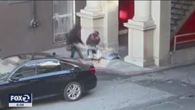 San Francisco police search for thieves involved in violent Chinatown purse snatching
