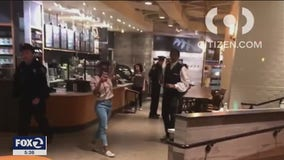 Teen attacked with golf club in robbery at San Francisco Fisherman's Wharf Starbucks