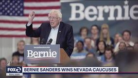 Sanders wins Nevada