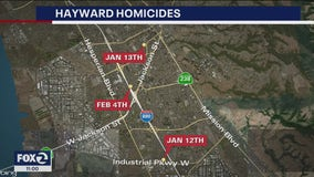 Residents voice concerns with spike in homicides in Hayward
