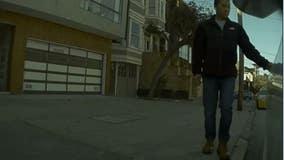 Tesla's 'sentry mode' video captures man keying Model 3 in San Francisco