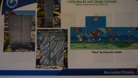 Martinez utility box art pilot program approved