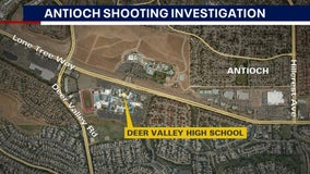 Antioch police investigating shooting at Deer Valley High School