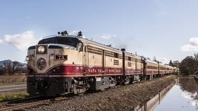 Napa Valley Wine Train's 'Harry Potter' murder mystery sells out — but there are other themes to try