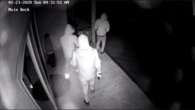 Pleasanton police seek three suspects in home invasion robbery