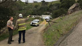 Marin County Sheriff ID's bodies found in driveway