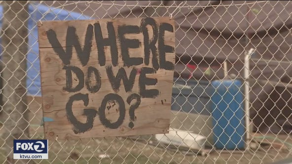 Many governor proposed homeless housing sites in Bay Area
