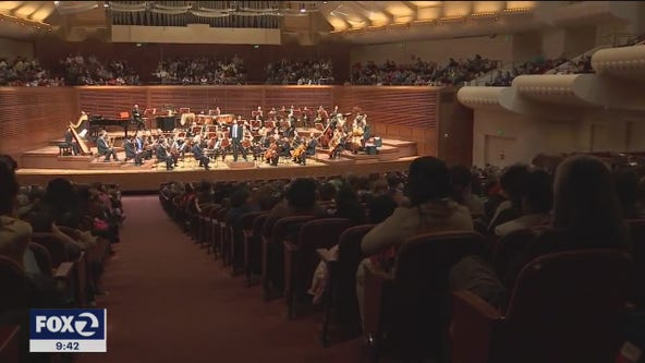 SF Symphony 'Concerts for Kids'