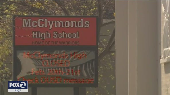 McClymonds High School closed after contaminated groundwater found