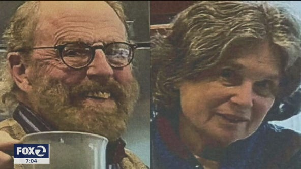 Coordinated search efforts continue for couple who went missing in Marin County