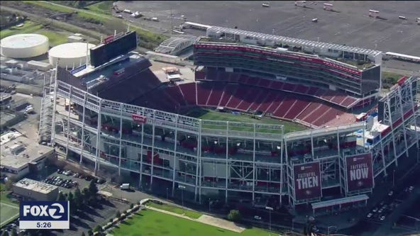 Santa Clara wants to fire 49ers as manager of Levi's Stadium