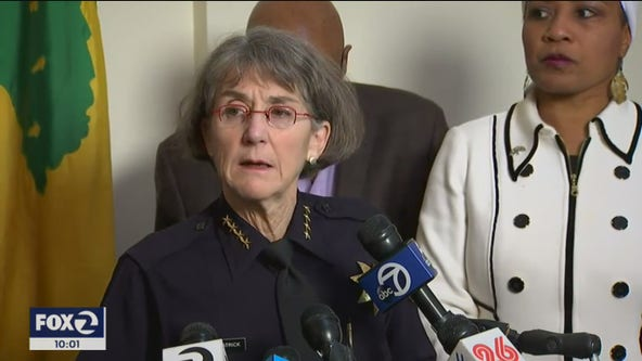 Oakland Police Commission unanimously votes to fire Chief Kirkpatrick