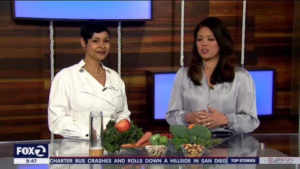 Celebrity Chef Nikki Shaw on eating healthy
