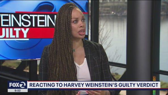 Bay Area #MeToo leader reacts to Weinstein's guilty verdict
