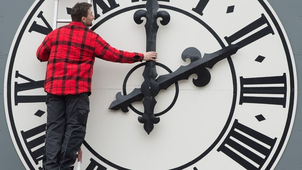 Here's when to spring forward for daylight saving time