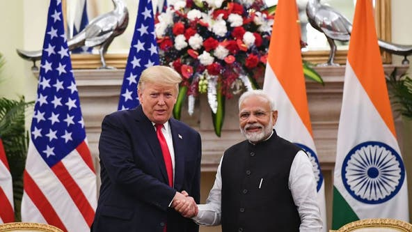 Trump expresses optimism about eventual US-India trade deal