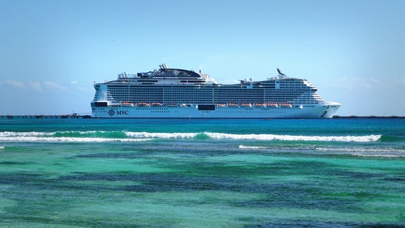 Dominican Republic turns back cruise ship amid coronavirus fears