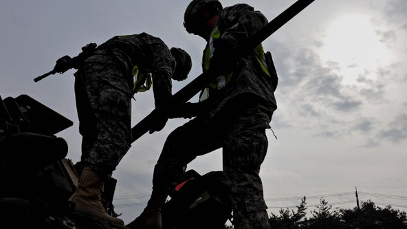 U.S. soldier stationed in South Korea tests positive for coronavirus