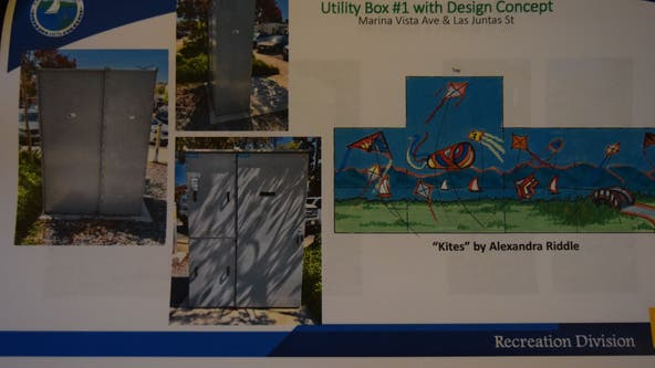 Martinez utility box art pilot program approved