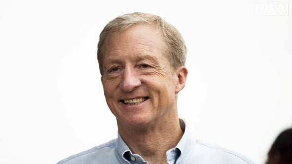 Steyer foundation mulling South Carolina investments - after the primary