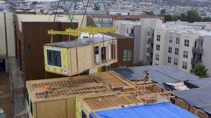 Vallejo parking garage and modular housing development planned for waterfront area
