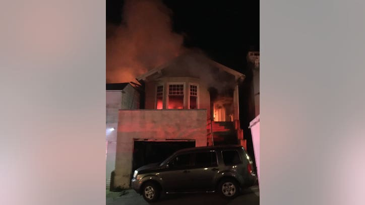 One person injured in Daly City house fire