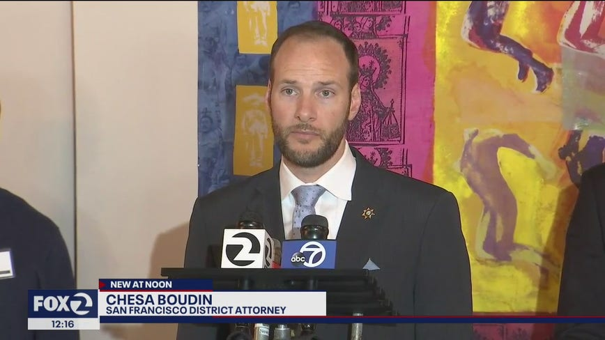 San Francisco DA Chesa Boudin rolls out new policies on gang enhancement charges, police stops
