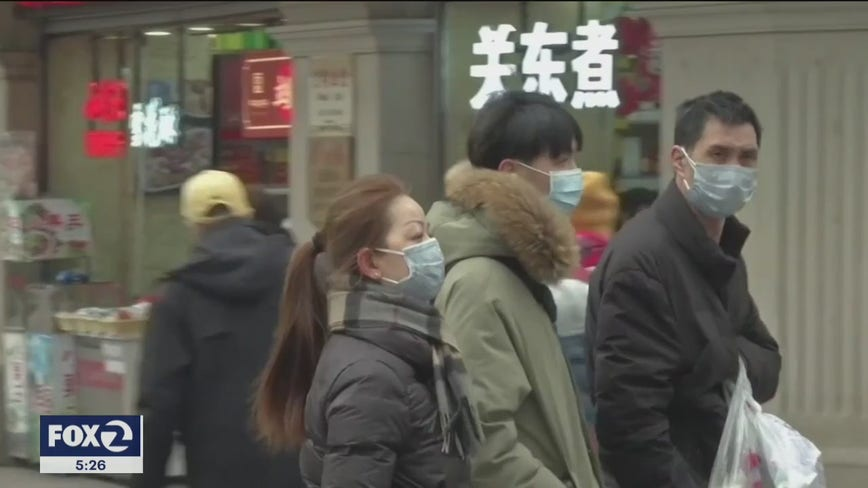 Coronavirus blamed for anti-Asian discrimination