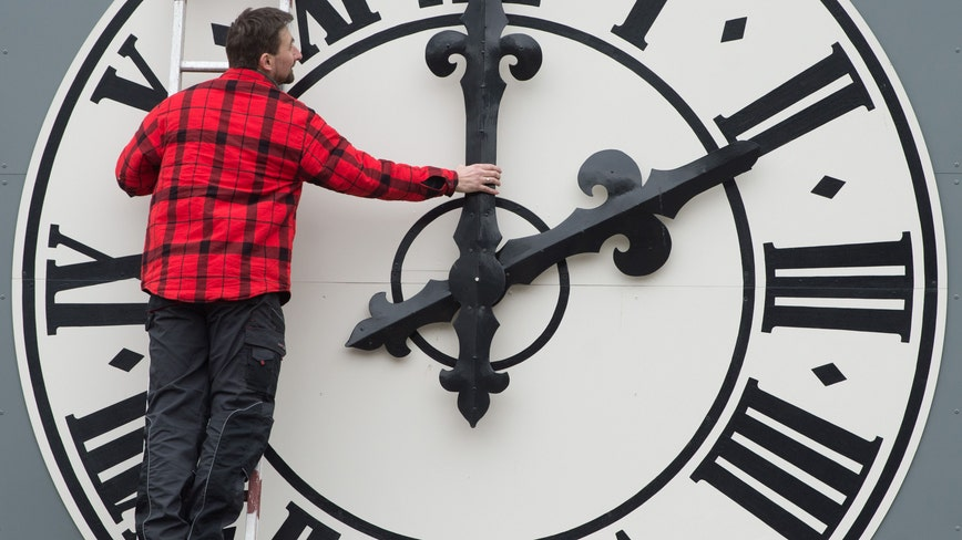 When to spring forward for daylight saving time