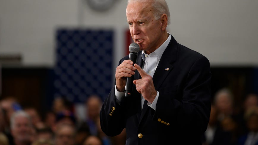 Biden coming to California for Super Tuesday