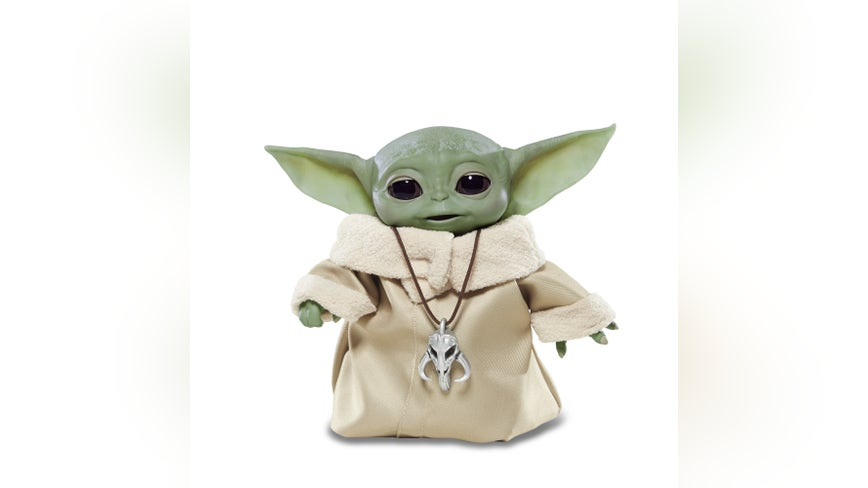 Baby Yoda toys among the 'it' products from annual American International Toy Fair