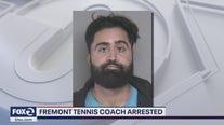 Fremont tennis coach arrested