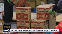 Bay area start up switching from restaurant wholesale supplier to grocery delivery