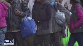 Homeless population especially vulnerable during COVID-19 pandemic