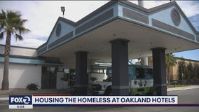Housing the homeless at Oakland hotels to slow the spread of COVID-19