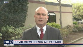 Former FEMA coordinator details newly-announced COVID-19 Emergency Aid Package