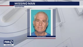 San Rafael police searching for missing man