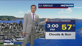 WEATHER FORECAST: Cloudy Thursday morning, sunny in the afternoon