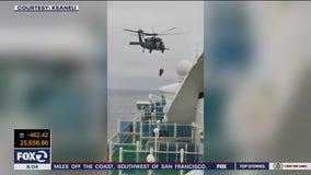 3,500 passengers, crew wait on cruise as Richmond lab tests 45 coronavirus samples