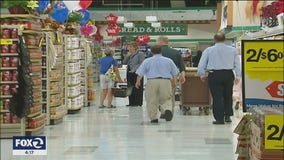 How grocery stores are trying to help slow the spread of COVID-19