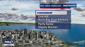 WEATHER FORECAST: Cold temps continue Thursday