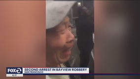 Second arrest in Bayview robbery case