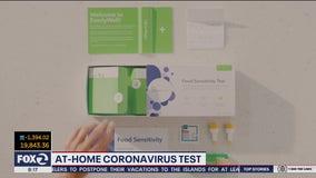 At-home coronavirus test